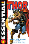 Cover Thumbnail for Essential Thor (2001 series) #1 [Second Printing]