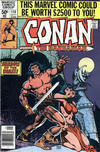 Cover for Conan the Barbarian (Marvel, 1970 series) #114 [Newsstand]
