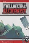 Cover for Fullmetal Alchemist (Viz, 2005 series) #25