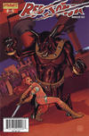 Cover Thumbnail for Red Sonja: Monster Isle (2006 series)  [Cover B]