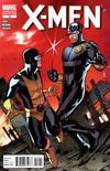 Cover for X-Men (Marvel, 2010 series) #14 [Medina Variant]