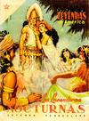 Cover for Leyendas de América (Editorial Novaro, 1956 series) #1