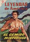 Cover for Leyendas de América (Editorial Novaro, 1956 series) #104