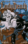 Cover Thumbnail for Lady Death: The Wicked (2005 series) #1 [Bound]