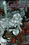 Cover for Lady Death: The Wicked (Avatar Press, 2005 series) #1 [Direct Attack]