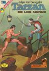 Cover for Tarzán (Editorial Novaro, 1951 series) #349