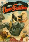 Cover for El Llanero Solitario (Editorial Novaro, 1953 series) #8