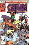 Cover for Conan the Barbarian (Marvel, 1970 series) #143 [Direct]