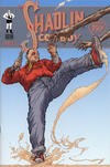 Cover for Shaolin Cowboy (Burlyman Entertainment, 2004 series) #5 [Online Exclusive Cover]