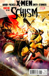 Cover Thumbnail for X-Men: Schism (2011 series) #1