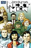 Cover Thumbnail for John Byrne's Next Men (2010 series) #8 [Regular Cover]