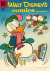Cover Thumbnail for Walt Disney's Comics and Stories (1940 series) #v17#5 (197) [15¢ edition]