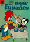 Cover for Walter Lantz New Funnies (Dell, 1946 series) #244 [15¢]