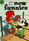 Cover for Walter Lantz New Funnies (Dell, 1946 series) #245 [15¢]