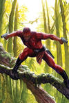 Cover Thumbnail for The Last Phantom (2010 series) #1 [Cover A Virgin Art Retailer Incentive]