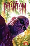Cover Thumbnail for The Last Phantom (2010 series) #1 [Sneak Peek #2 Retailer Incentive]