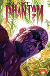 Cover Thumbnail for The Last Phantom (2010 series) #1 [Sneak Peek #2 Retailer Incentive]