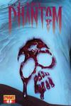 Cover Thumbnail for The Last Phantom (2010 series) #1 [Sneak Peek #3 Retailer Incentive]