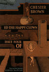 Cover for Ed the Happy Clown (Drawn & Quarterly, 2005 series) #4