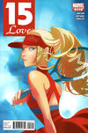 Cover for 15-Love (Marvel, 2011 series) #2