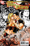 Cover Thumbnail for Teen Titans Annual (2006 series) #1 [Second Printing]
