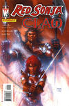 Cover Thumbnail for Red Sonja / Claw: The Devil's Hands (2006 series) #2 [Cover B]