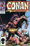Cover for Conan the Barbarian (Marvel, 1970 series) #195 [Direct]