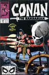 Cover Thumbnail for Conan the Barbarian (1970 series) #223 [Direct Edition]