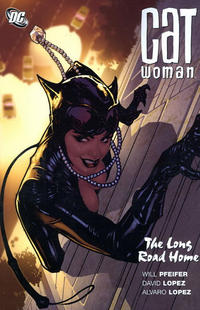 Cover Thumbnail for Catwoman: The Long Road Home (DC, 2009 series)