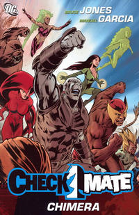 Cover Thumbnail for Checkmate: Chimera (DC, 2009 series)