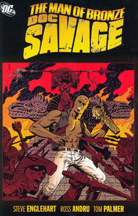 Cover Thumbnail for Doc Savage: The Man of Bronze (DC, 2010 series)
