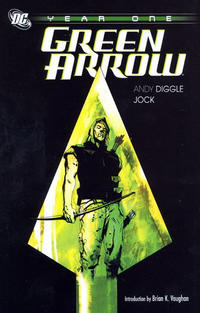 Cover Thumbnail for Green Arrow: Year One (DC, 2009 series)