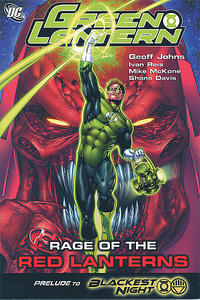 Cover Thumbnail for Green Lantern: Rage of the Red Lanterns (DC, 2010 series)