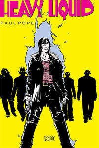 Cover Thumbnail for Heavy Liquid (DC, 2008 series)