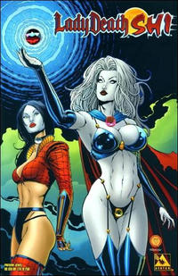 Cover Thumbnail for Lady Death / Shi Preview (Avatar Press, 2006 series)  [Jewel]