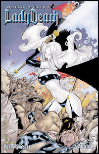 Cover Thumbnail for Lady Death: Death Goddess (Avatar Press, 2005 series)  [Warrior]