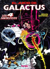 Cover Thumbnail for Obras Maestras (Planeta DeAgostini, 1991 series) #4 - Los 4 Fantásticos: El Juicio de Galactus