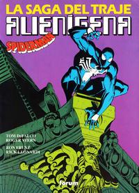 Cover Thumbnail for Obras Maestras (Planeta DeAgostini, 1991 series) #5 - Spiderman: La Saga del Traje Alienígena