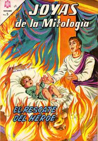 Cover for Joyas de la Mitología (Editorial Novaro, 1962 series) #19