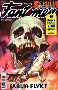 Cover Thumbnail for Fantomen (Egmont, 1997 series) #15/2011