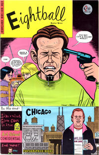 Cover Thumbnail for Eightball (Fantagraphics, 1989 series) #7