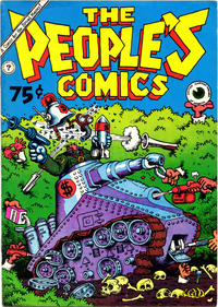 Cover Thumbnail for The People's Comics (Kitchen Sink Press, 1976 series)  [2nd Printing]