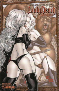 Cover Thumbnail for Brian Pulido's Lady Death: Sacrilege (Avatar Press, 2006 series) #0 [Commemorative]