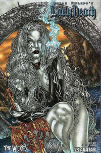 Cover Thumbnail for Lady Death: The Wicked (Avatar Press, 2005 series) #1/2 [Sexy]