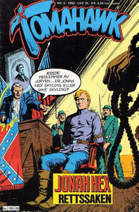 Cover Thumbnail for Tomahawk (Semic, 1977 series) #9/1983