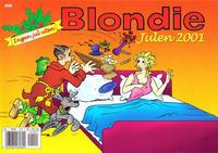 Cover Thumbnail for Blondie (Hjemmet / Egmont, 1941 series) #2001