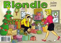 Cover Thumbnail for Blondie (Hjemmet / Egmont, 1941 series) #2008