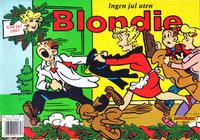 Cover for Blondie (Hjemmet / Egmont, 1941 series) #1991