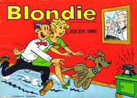 Cover Thumbnail for Blondie (Hjemmet / Egmont, 1941 series) #1984