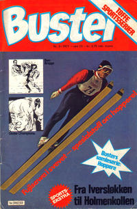 Cover Thumbnail for Buster (Semic, 1977 series) #3/1977